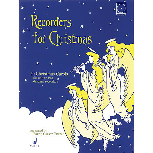 Schott Recorders for Christmas (20 Christmas Carols) Schott Series