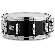 Recording Custom Birch Snare Drum 14 x 5.5 in. Solid Black