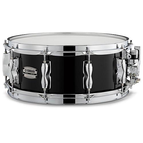 Yamaha Recording Custom Birch Snare Drum 14 x 5.5 in. Solid Black