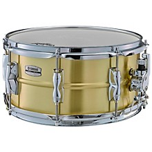 Recording Custom Brass Snare Drum 13 x 6.5 in.