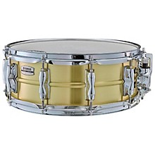 Recording Custom Brass Snare Drum 14 x 5.5 in.