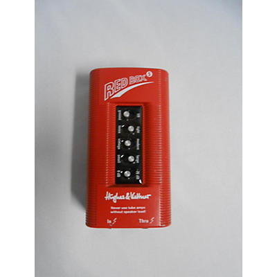 Hughes & Kettner Red Box 5 Direct Box