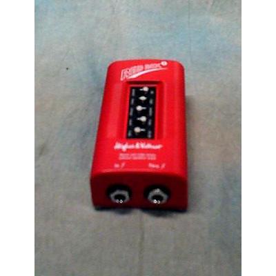 Hughes & Kettner Red Box 5 (load Box) Direct Box