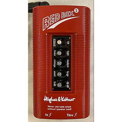 Hughes & Kettner Red Box Audio Converter