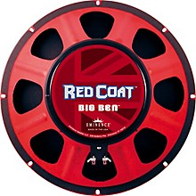 "Eminence Red Coat 15"" Big Ben 225W Guitar Speaker"