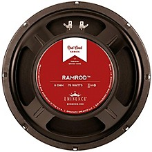 "Eminence Red Coat Ramrod 10"" 75W Guitar Speaker"
