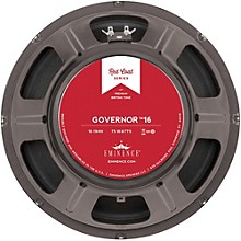 "Open Box Eminence Red Coat The Governor 12"" 75W Guitar Speaker"