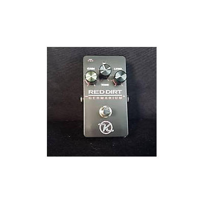 Keeley Red Dirt Germanium Effect Pedal
