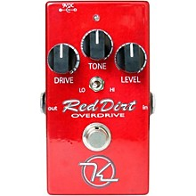 Open Box Keeley Red Dirt Overdrive Guitar Effects Pedal