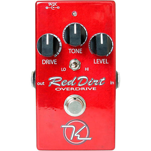 Keeley Red Dirt Overdrive Guitar Effects Pedal