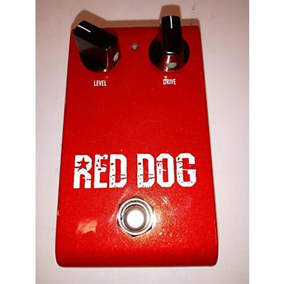 Rockbox Red Dog Effect Pedal