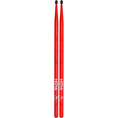 Nova Red Drum Sticks
