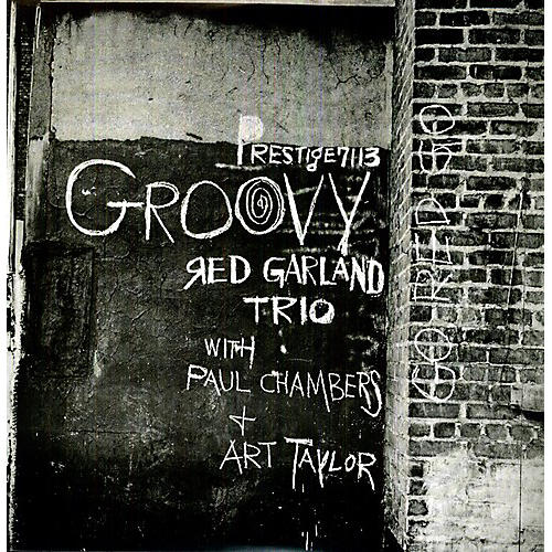Alliance Red Garland - Groovy