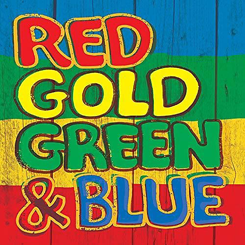 Alliance Red Gold Green & Blue - Red Gold Green & Blue