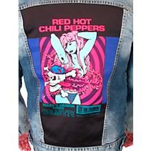 Red Hot Chili Peppers - Bikini Girl - Mens Denim Jacket Medium