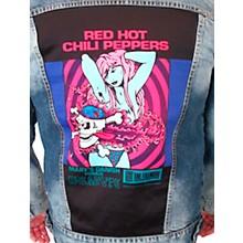 Red Hot Chili Peppers - Bikini Girl - Mens Denim Jacket X Large