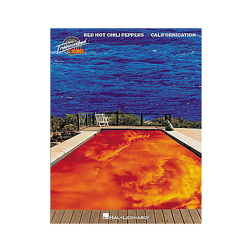 Hal Leonard Red Hot Chili Peppers - Californication Music Book