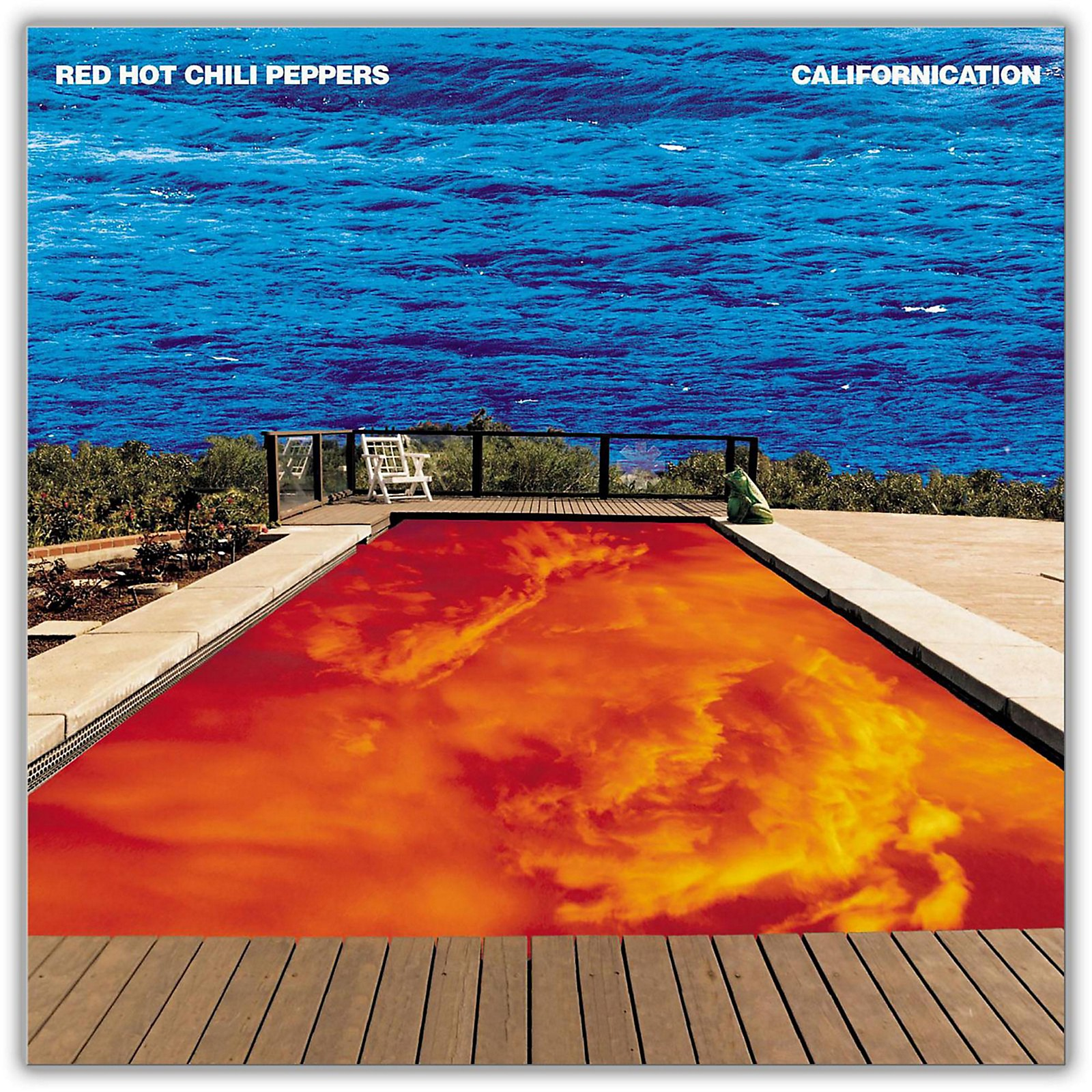 Red Hot Chili Peppers - Californication | Musician's Friend