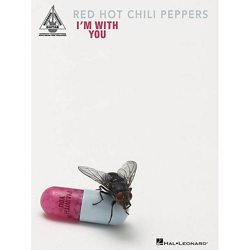 Hal Leonard Red Hot Chili Peppers - I'm With You Guitar Tab Songbook