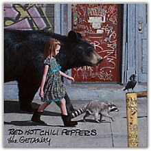 Red Hot Chili Peppers - The Getaway (2 LP)