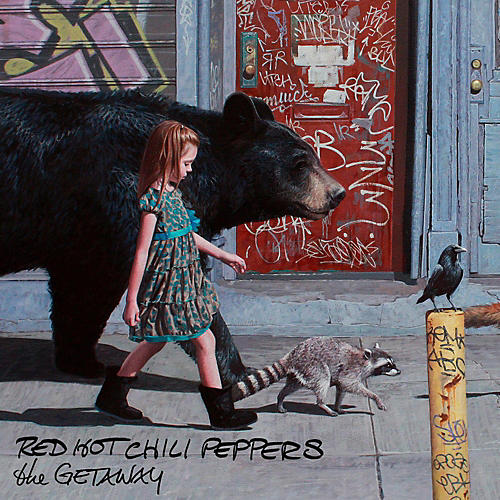 WEA Red Hot Chili Peppers - The Getaway (CD)
