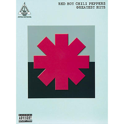 Hal Leonard Red Hot Chili Peppers Greatest Hits Guitar Tab Songbook