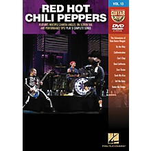 Hal Leonard Red Hot Chili Peppers Guitar Play-Along DVD Series DVD Performed by Red Hot Chili Peppers