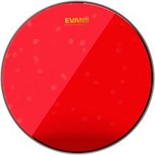 Evans Red Hydraulic Bass Drum Head