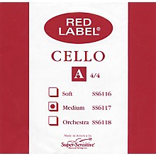 Red Label Cello A String