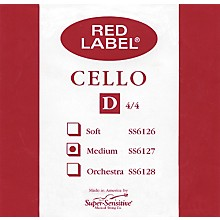 Red Label Cello D String