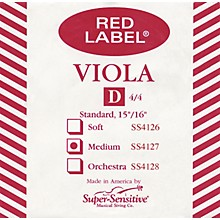Red Label Viola D String Full