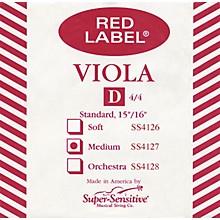 Red Label Viola D String