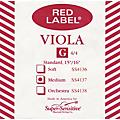 Super Sensitive Red Label Viola G String thumbnail