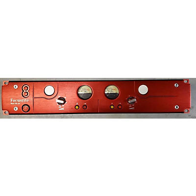 Focusrite Red Line 8 Stereo Mic Pre Microphone Preamp