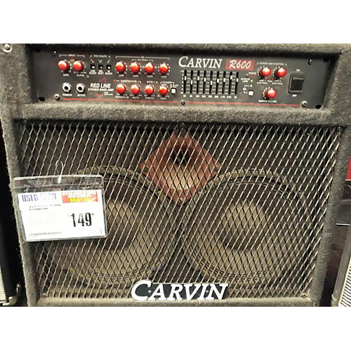 Red Line R600 Bass Combo Amp