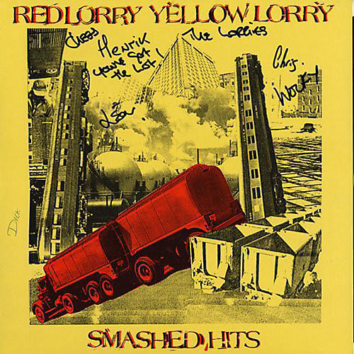 Alliance Red Lorry Yellow Lorry - Smashed Hits