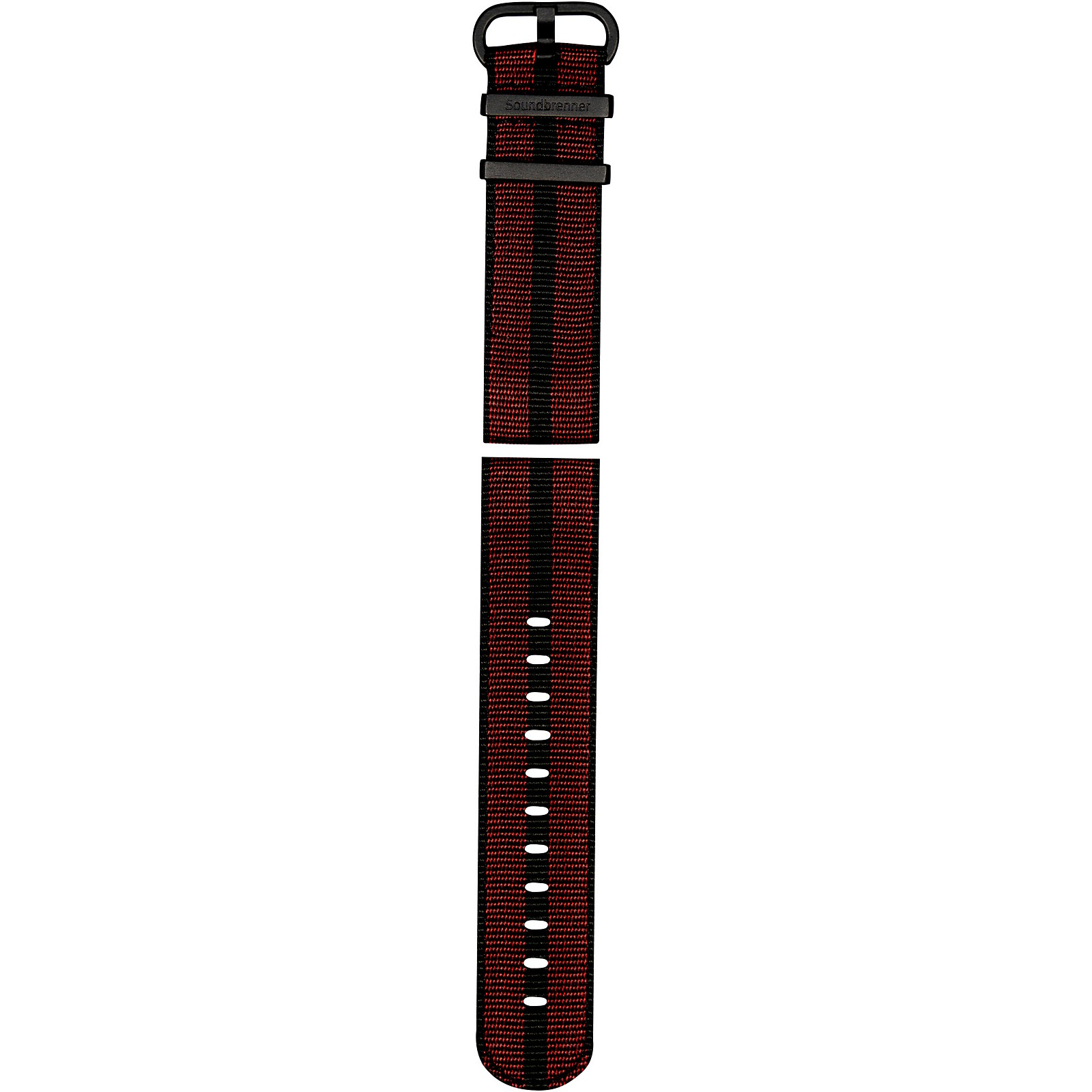 Soundbrenner Red Nylon Strap for Core and Core Steel