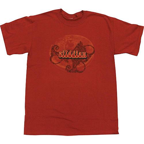 Zildjian Red Retro T-Shirt