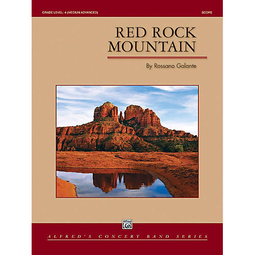Alfred Red Rock Mountain - Grade 4 (Medium Difficult)