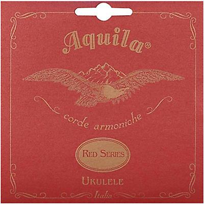 AQUILA Red Series 83U Soprano Ukulele Strings (GCEA Tuning)