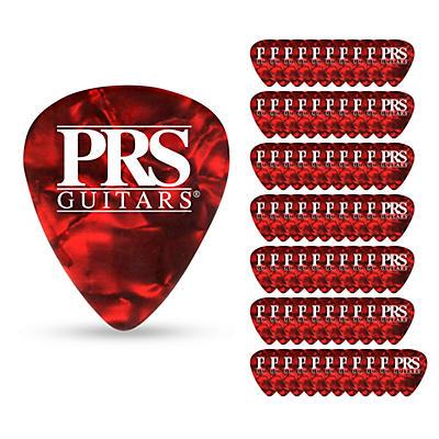 PRS Red Tortoise Celluloid Guitar Picks