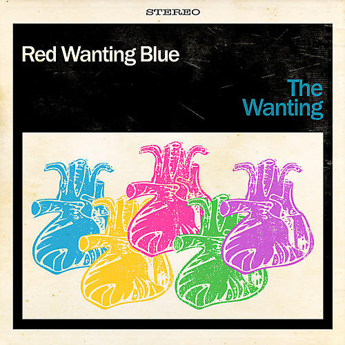 Alliance Red Wanting Blue - The Wanting