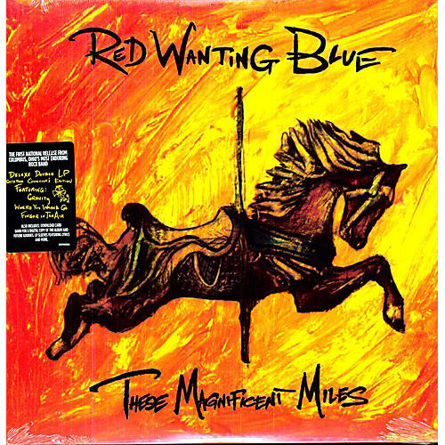 Alliance Red Wanting Blue - These Magnificent Miles