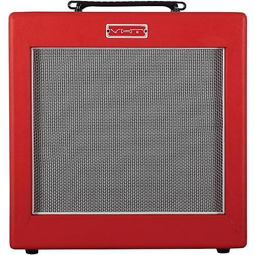 VHT RedLine 40R Reverb 40W 1x10 Guitar Combo Amplifier Condition 1 - Mint Red