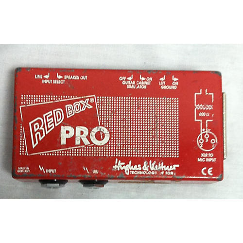 Redbox Pro Direct Box