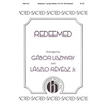 Hinshaw Music Redeemed! SATB composed by Butler