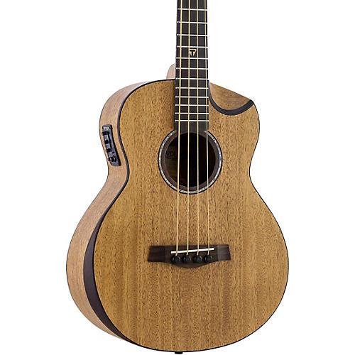 Traveler Guitar Redlands Concert Acoustic-Electric Bass Guitar Mahogany