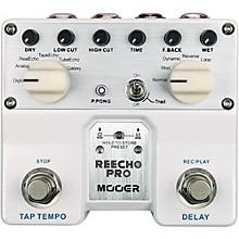 Open BoxMooer Reecho Pro Delay Effects Pedal