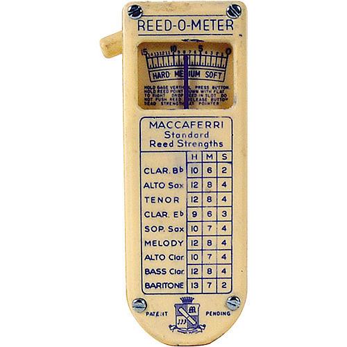 Reed-O-Meter Reed Strength Gauge