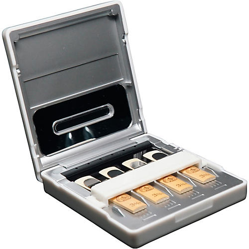 Silverstein Works ReedCure Reed Storage and Curing System Black Oboe